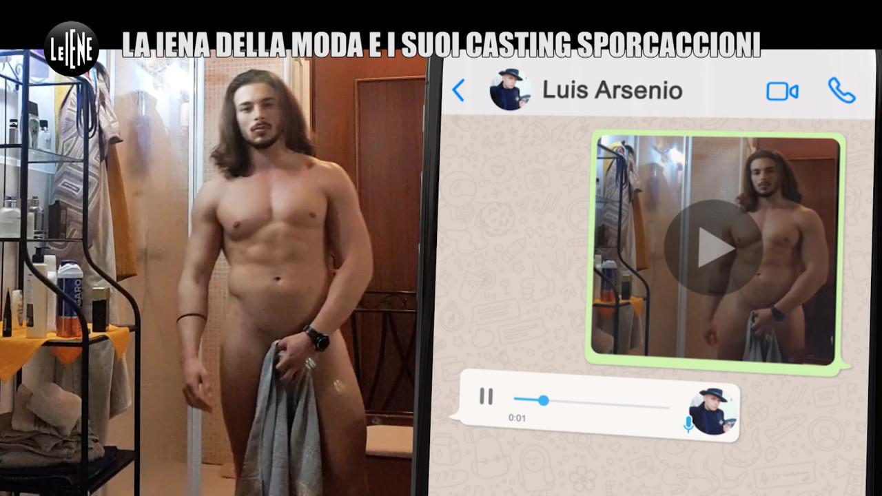 Agenzia moda casting video nudo masturbazione
