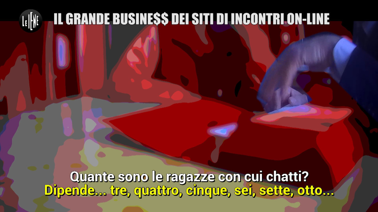 Internet Dating francese modello commerciale