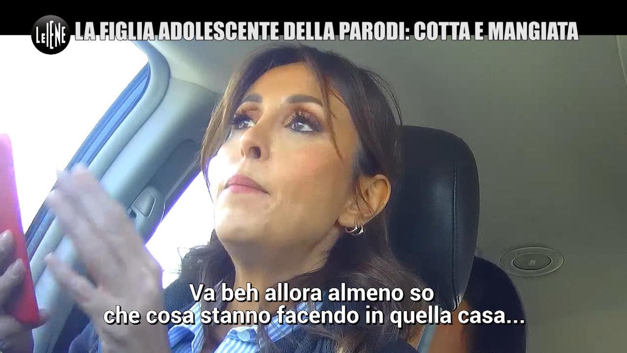 DE DEVITIIS: Benedetta Parodi e la figlia con un 40enne: lo scherzo