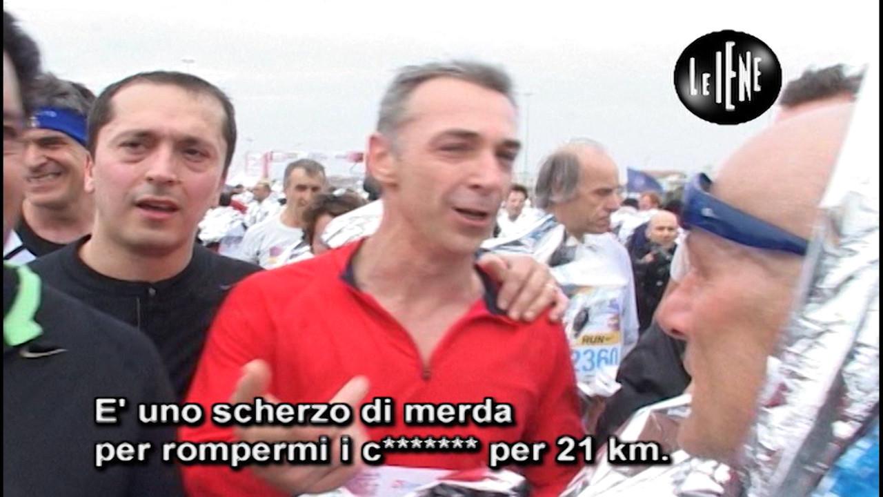 scherzo linus trio medusa maratona