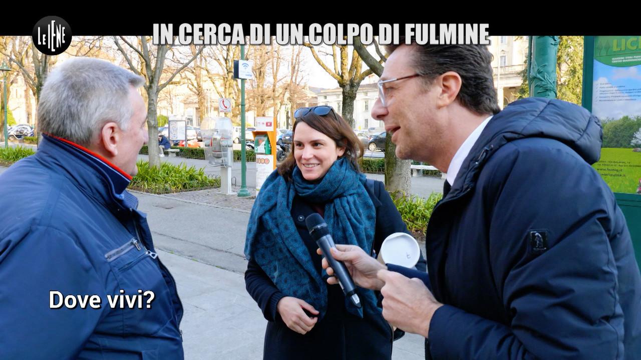 Franco nonno 70 anni cerca moglie Alessia Marcuzzi