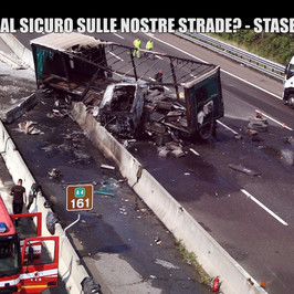 traffico barriere new jersey toninelli anas