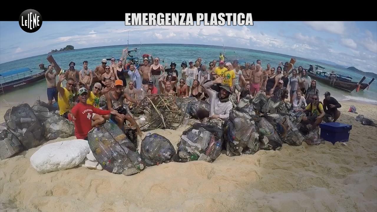 inquinamento emergenza plastica mare terra