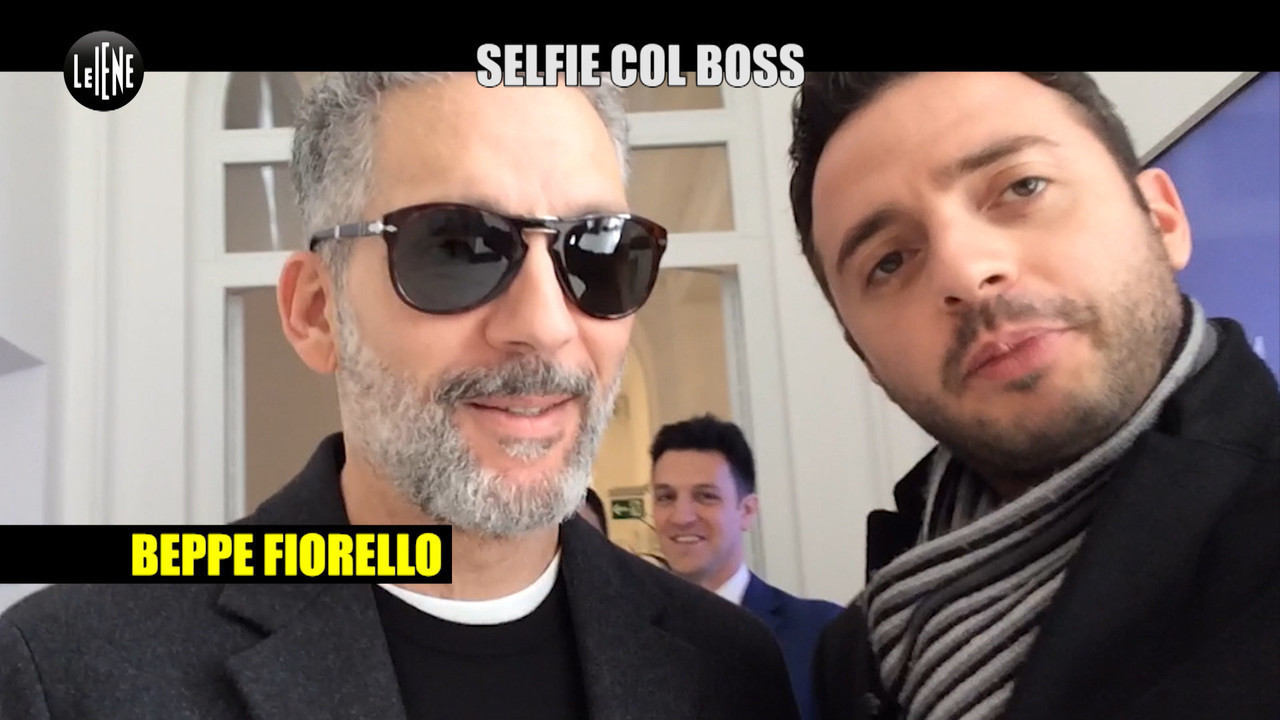CORDARO: Un selfie per il boss, dopo Salvini e Di Maio: quali vip poseranno?