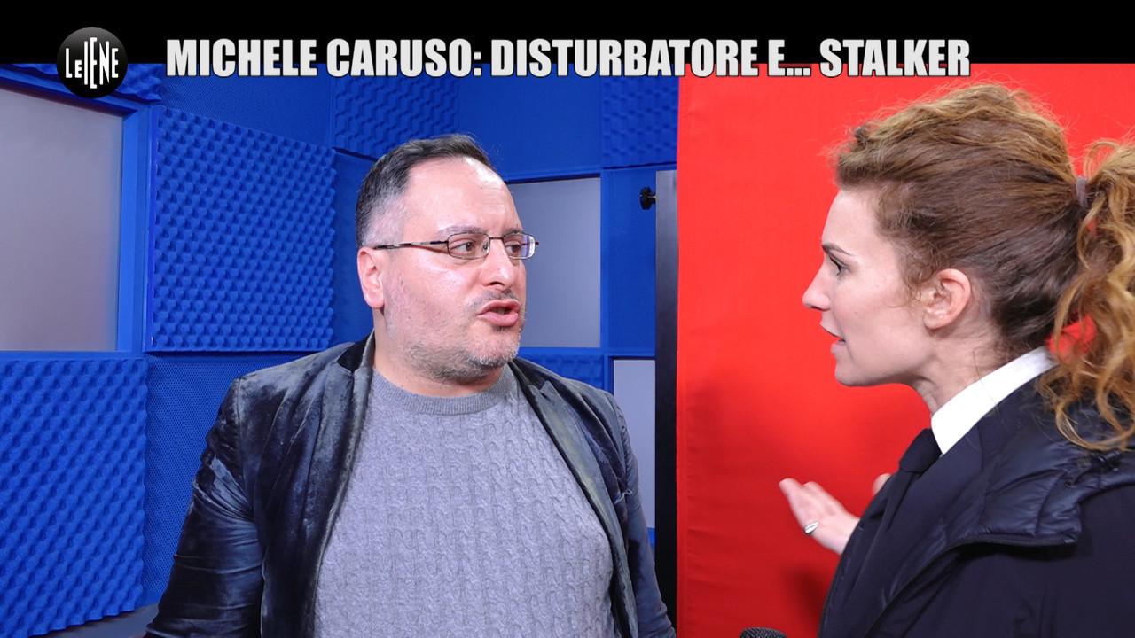minacce mitomane morte denuncia radio tv disturbatore Michele Caruso
