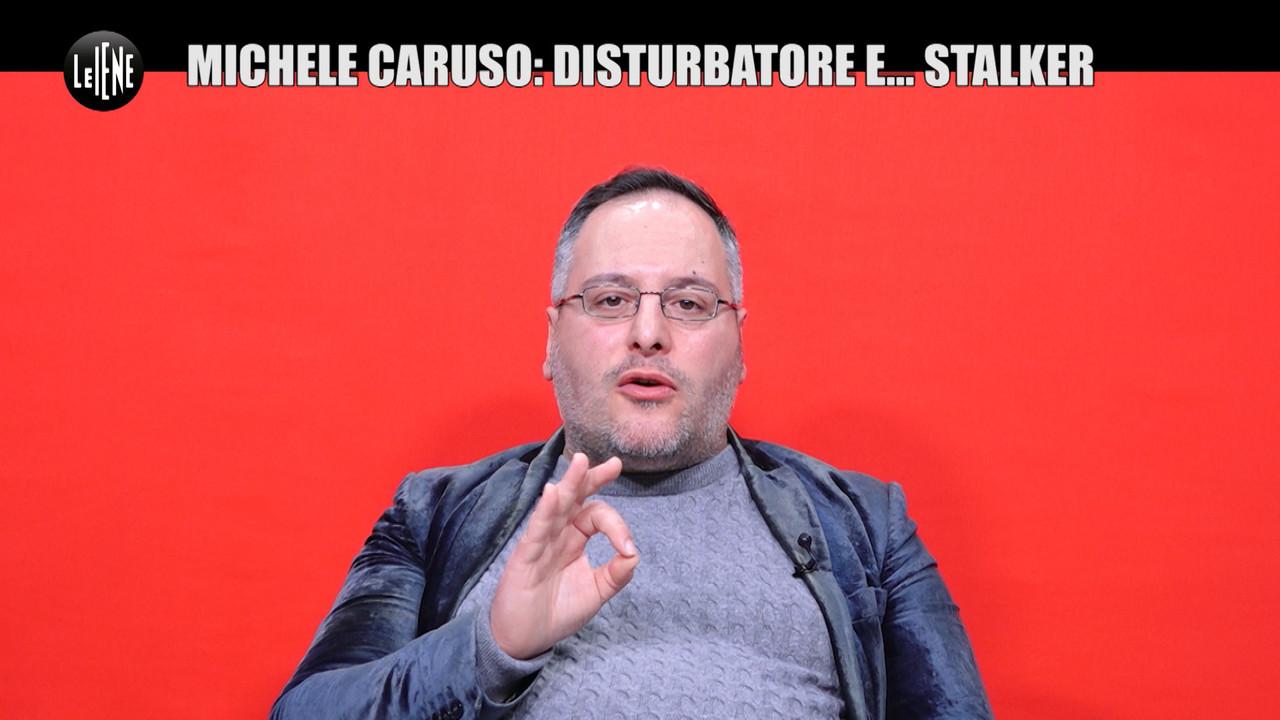 Caruso, il disturbatore radio-tv dalla minaccia facile | VIDEO