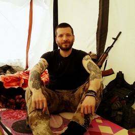 tekoser lettera isis morto lorenzo orsetti addio guerra siria
