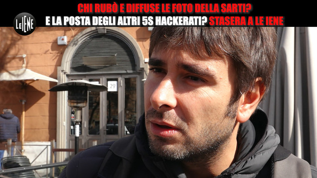 "Sarti, l'hacker delle foto ""interno a M5S e dalla Camera dei deputati"" 
