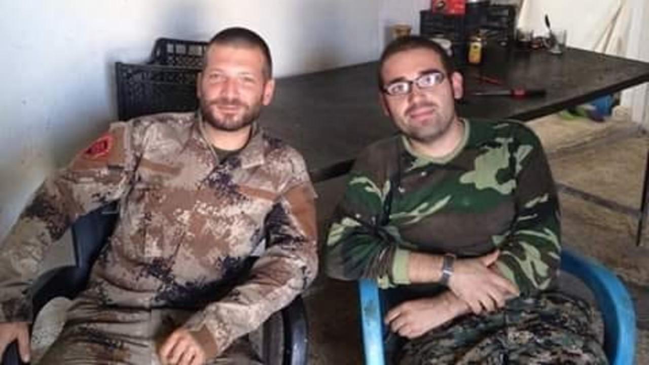 """""""Considerato terrorista: io, compagno di battaglia in esilio"""""""
