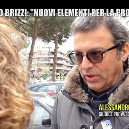 Brizzi nuovi elementi nuove indagini falsa testimonianza spagnola Tania