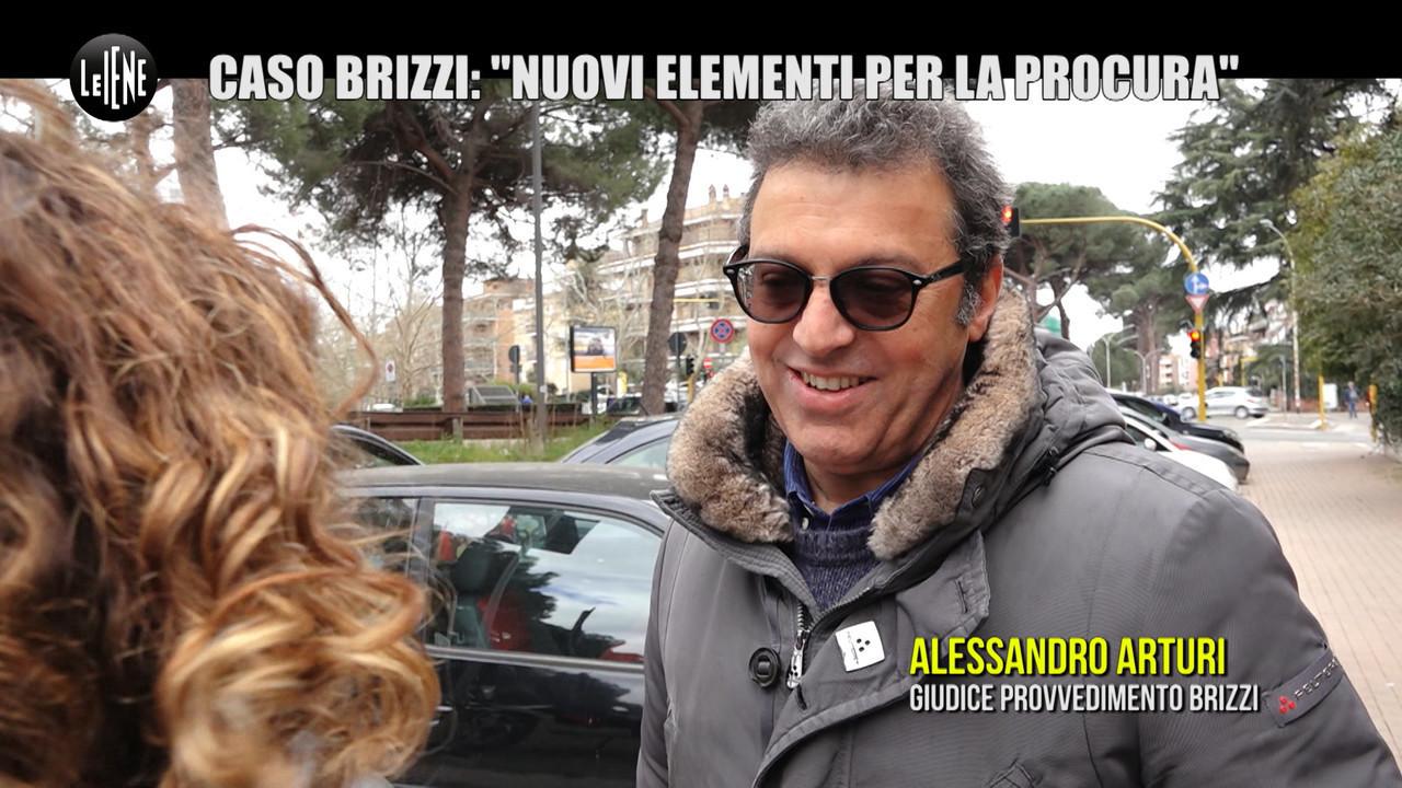Brizzi Fausto nuovi elementi indagini falsa testimonianza Tania