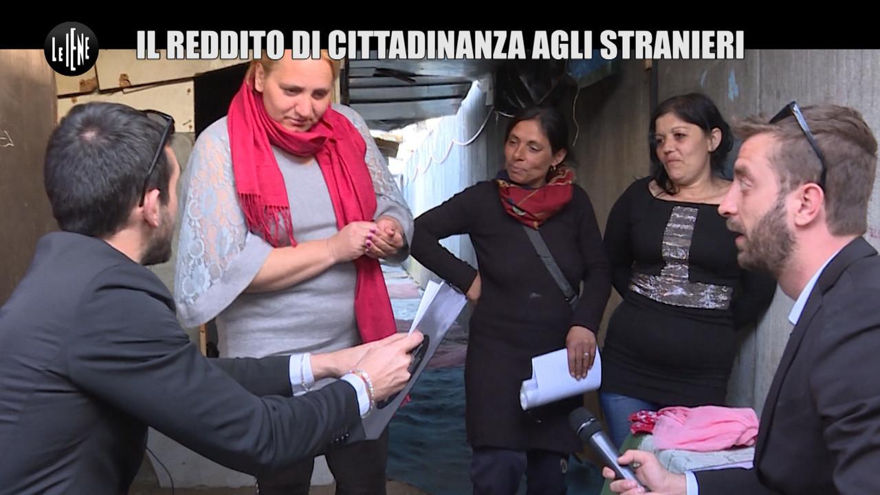 CORTI E ONNIS: Reddito di cittadinanza: requisiti per stranieri, spiegati in un campo rom