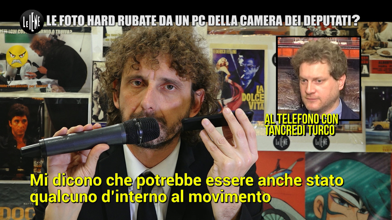 "Sarti, l'hacker di foto osé ""interno al M5S e alla Camera""? 