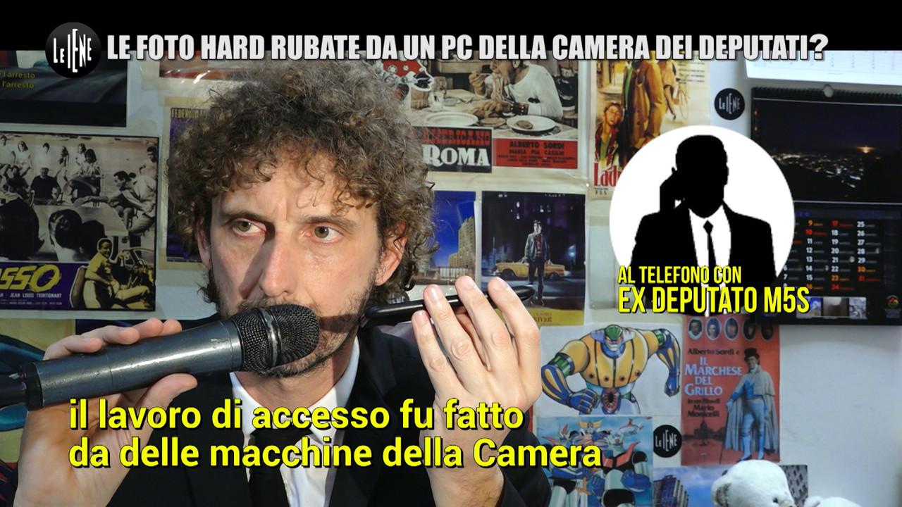 Sarti Giulia foto nuda sesso video hard M5S hacker rimborsopoli