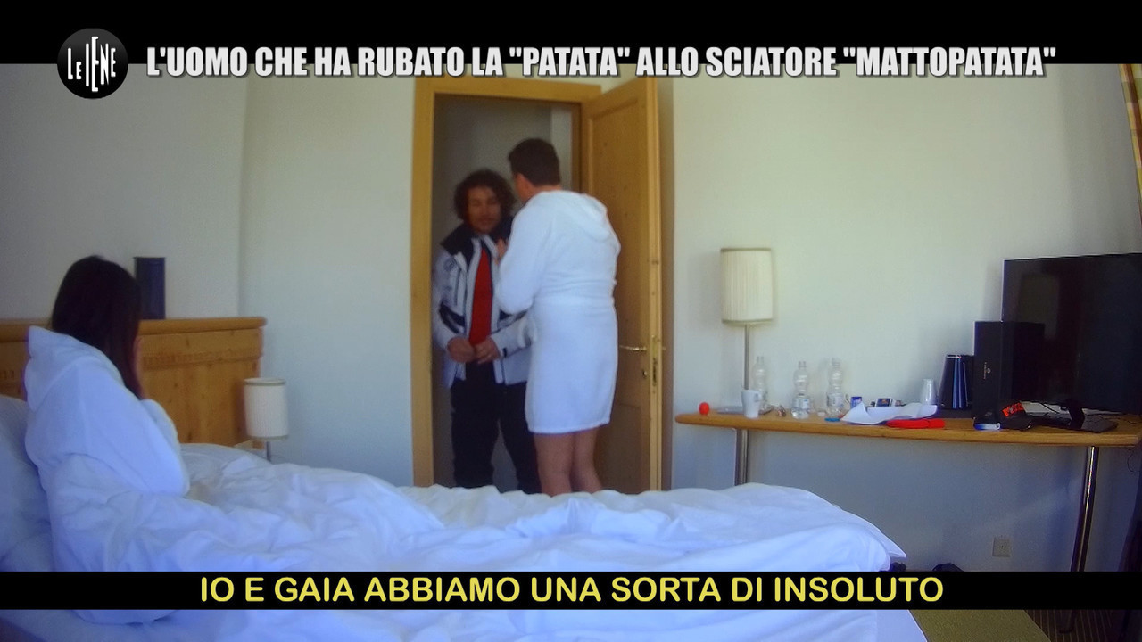 DI SARNO: Gay superdotato si porta a letto la moglie di Giorgio Rocca: lo scherzo