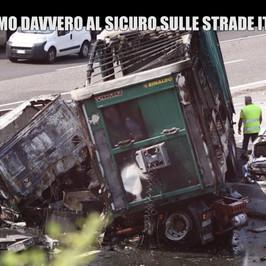 new jersey strade autostrade incidenti morti anas