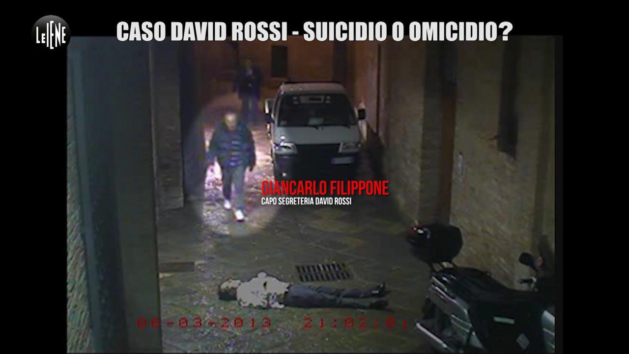 Giovedì 21 marzo Le Iene presentano Caso David Rossi: suicidio o omicidio?