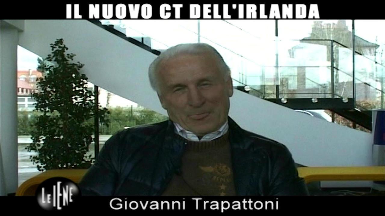 INTERVISTA: Giovanni Trapattoni