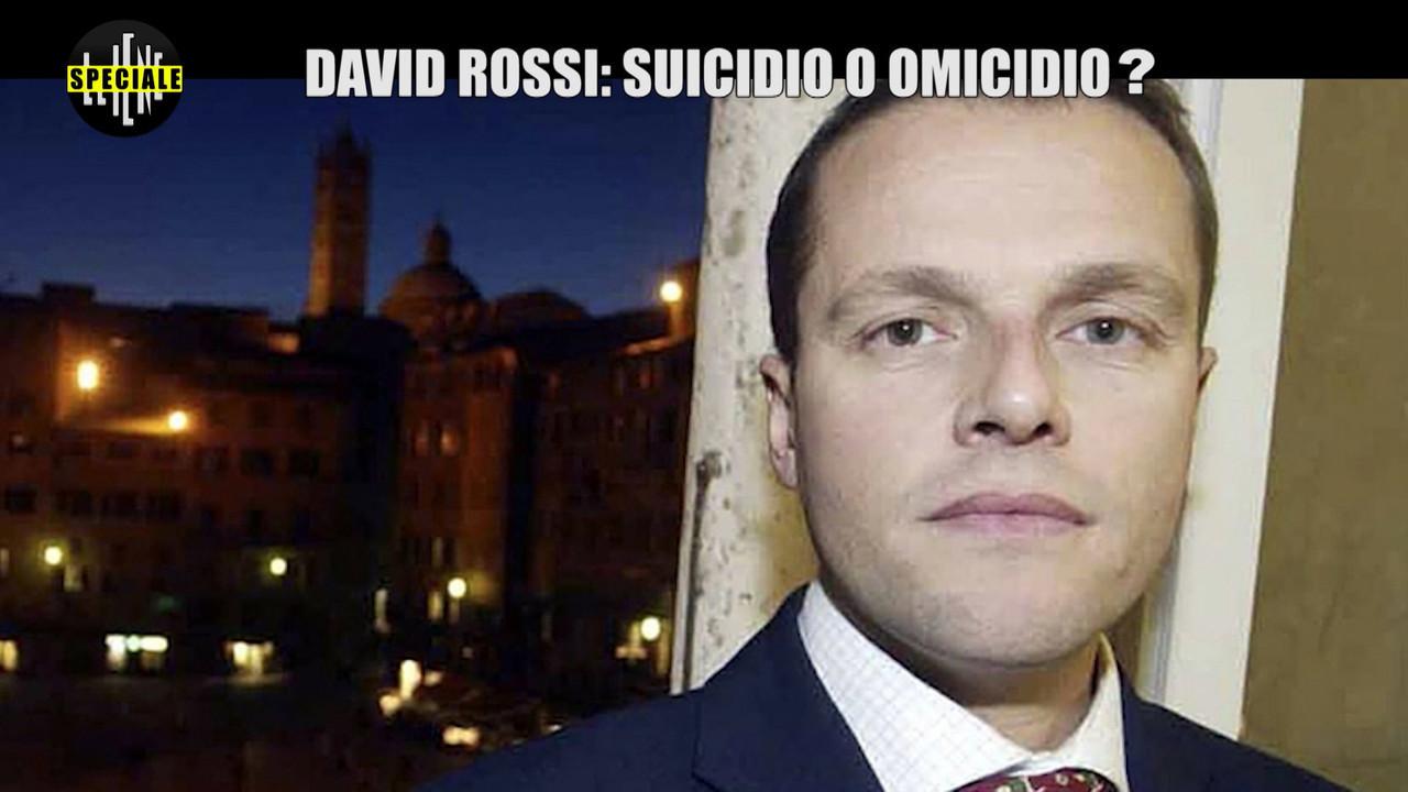 David Rossi/1: è stato suicidio o omicidio?