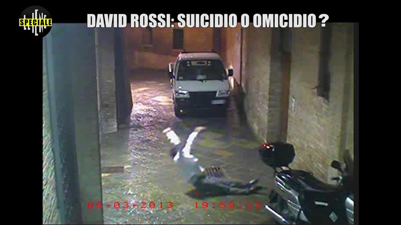 David Rossi/2: cosa non torna nella caduta mortale