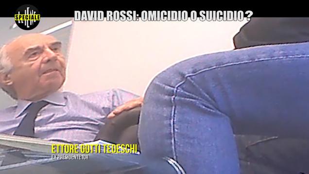 """David Rossi/6. Gotti Tedeschi: i conti di Mps allo Ior? """"Tangenti!"""""""
