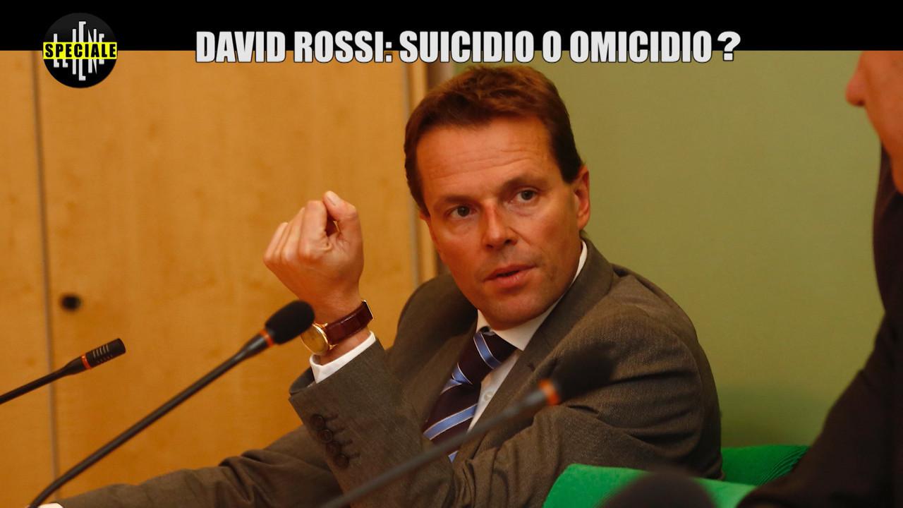 David Rossi, tutto lo speciale Iene: suicidio o omicidio?