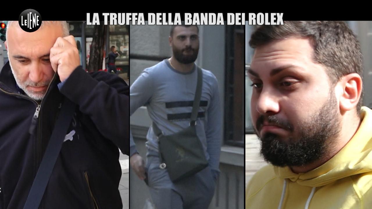 PELAZZA: La truffa dell'assegno clonato: beccata la banda dei Rolex
