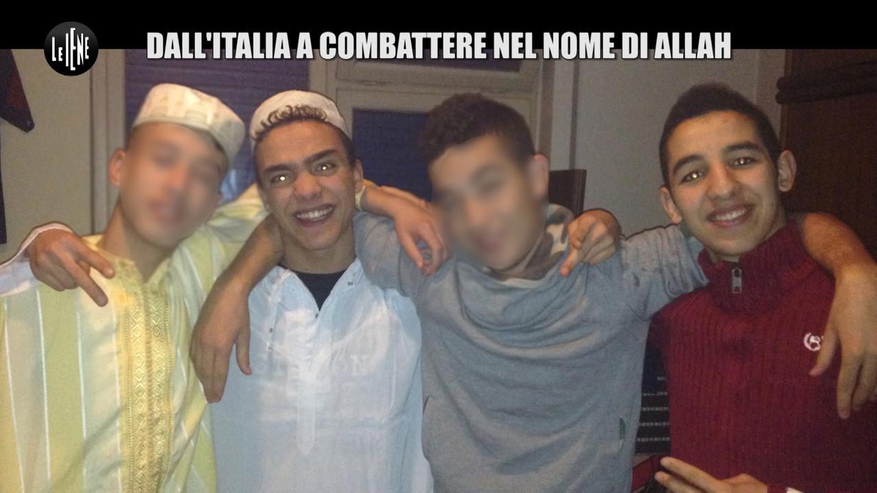 isis siria guerra islam infedele italiano marocco