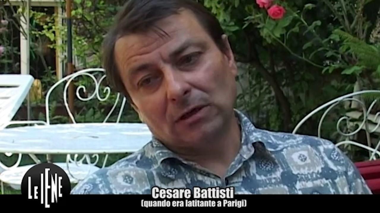 """Cesare Battisti ammette le responsabilità: """"Ho ucciso e ora chiedo scusa"""""""