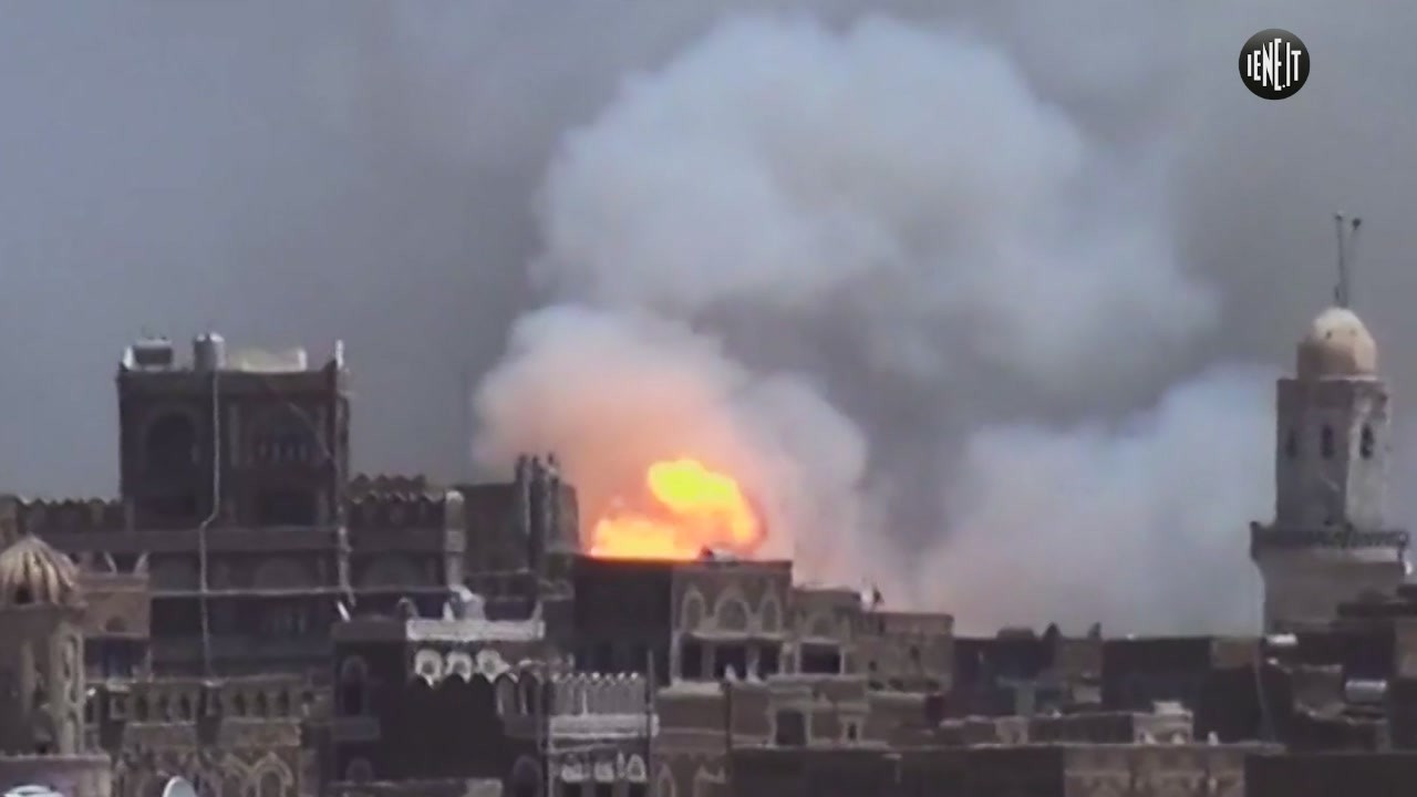 yemen guerra armi quattro anni