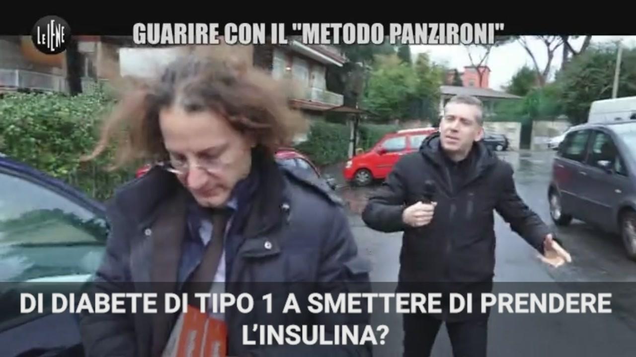 Panzironi Adriano domande Andrea Agresti