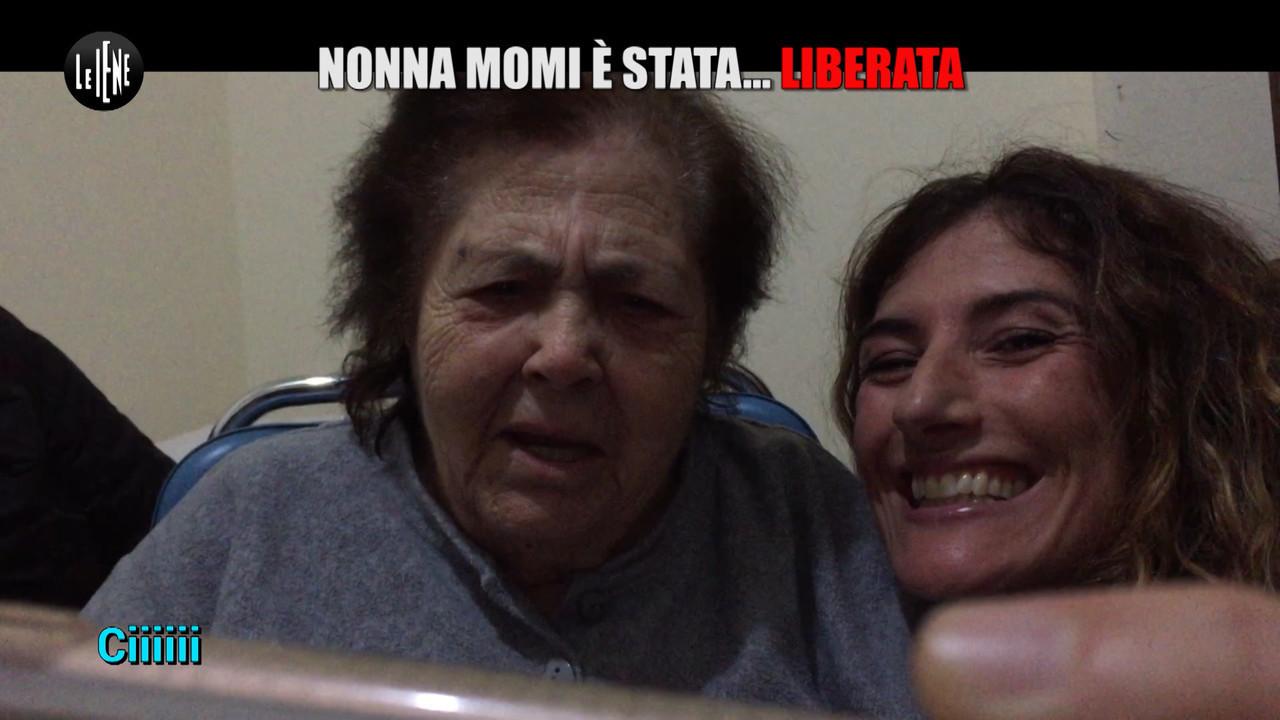 nonna maria momy sequestro catania famiglia