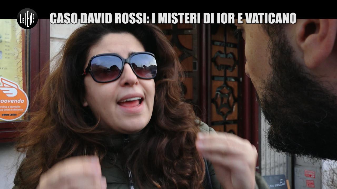 David Rossi suicidio omicidio Mps Vaticano Gotti Tedeschi Chaouqui