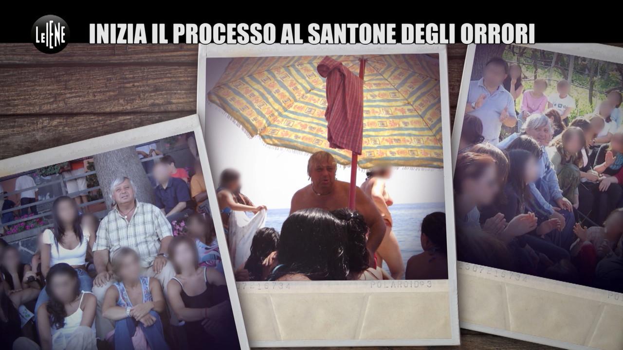 processo piero capuana santone orrori