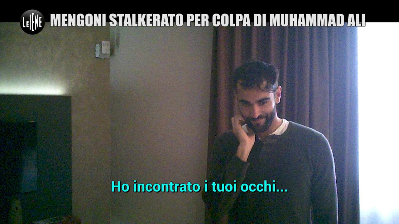 Marco Mengoni, tour da incubo con stalker:lo scherzo | VIDEO