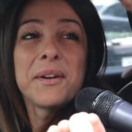 zaniolo roma calcio francesca costa instagram auto rubata intervista de devitiis