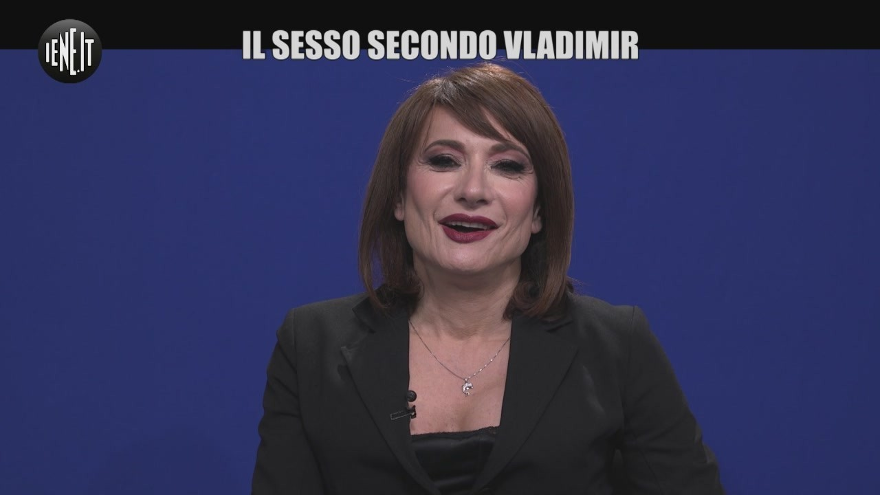 iene vladimir intervista video sesso