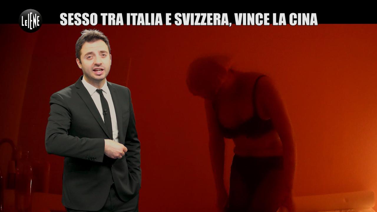 Prostituzione tra Italia e Svizzera: meglio la Cina! | VIDEO