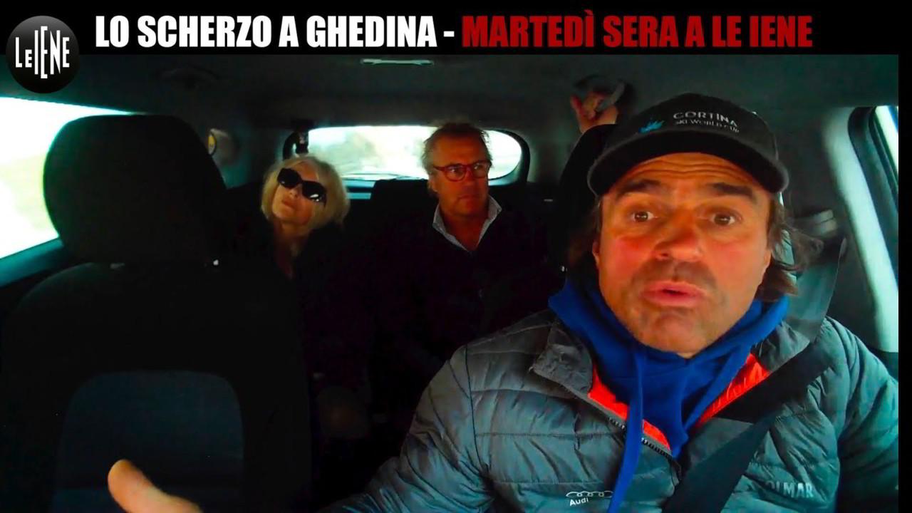 A rischio le olimpiadi invernali: tutta colpa di Kristian Ghedina? | VIDEO