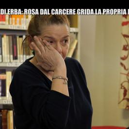 Rosa Bazzi strage Erba intervista esclusiva carcere Bollate Pietro Castagna
