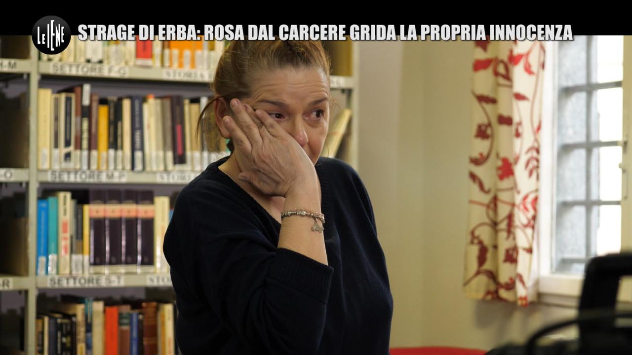 Esclusivo / Erba, Rosa Bazzi parla di Pietro Castagna   VIDEO