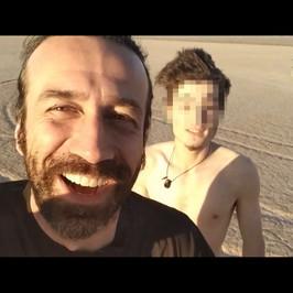 viaggio cile bolivia moto vincere droga ragazzo 15 anni