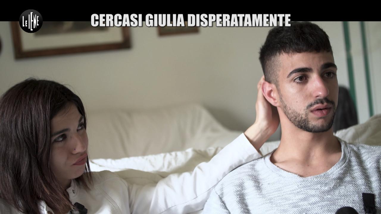 """NINA:""""Adottati e separati: aiutateci a ritrovare nostra sorella Giulia"""""""