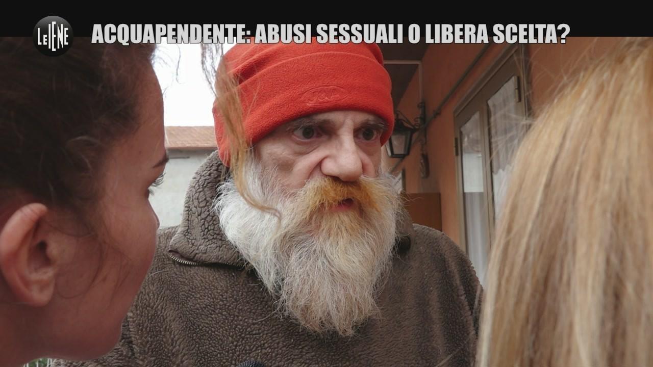 RUGGERI: Pene karmiche e masturbazione: schiava sessuale del maestro spirituale?