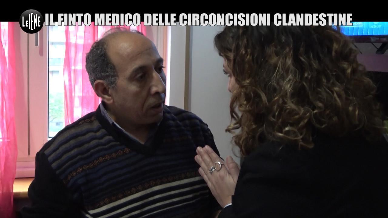 Circoncisione abusiva bambini medico finto clinica bambini