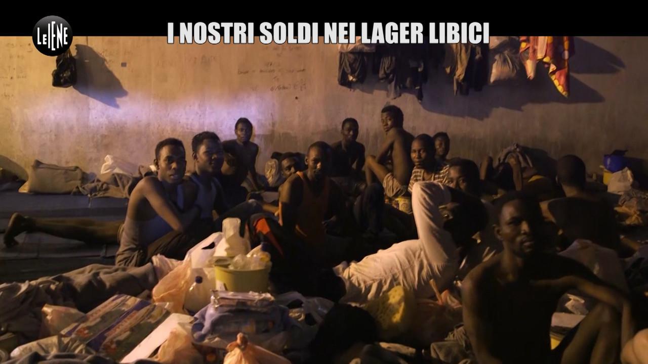 migranti campi detenzione Libia ong soldi Italia