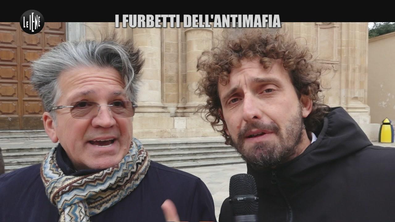 Sicilia associazione antimafia pizzo parte civile furbetti