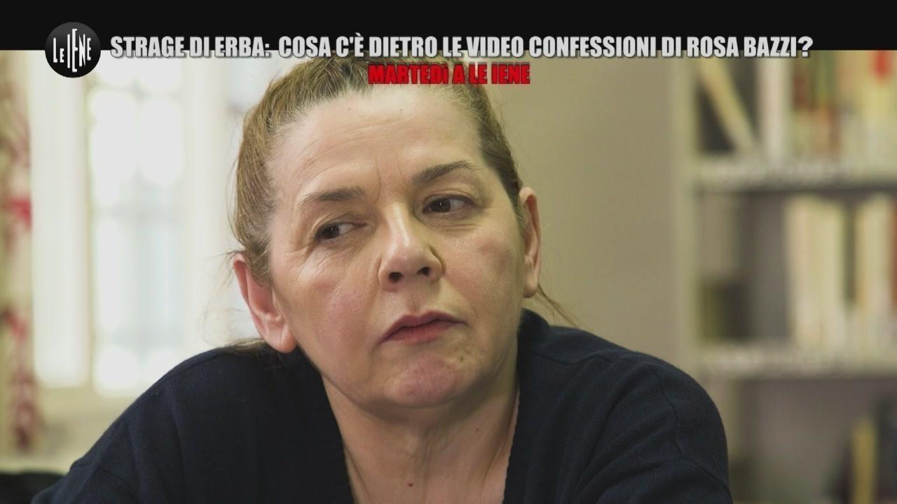 rosa bazzi massimo picozzi erba strage delitto confessione video