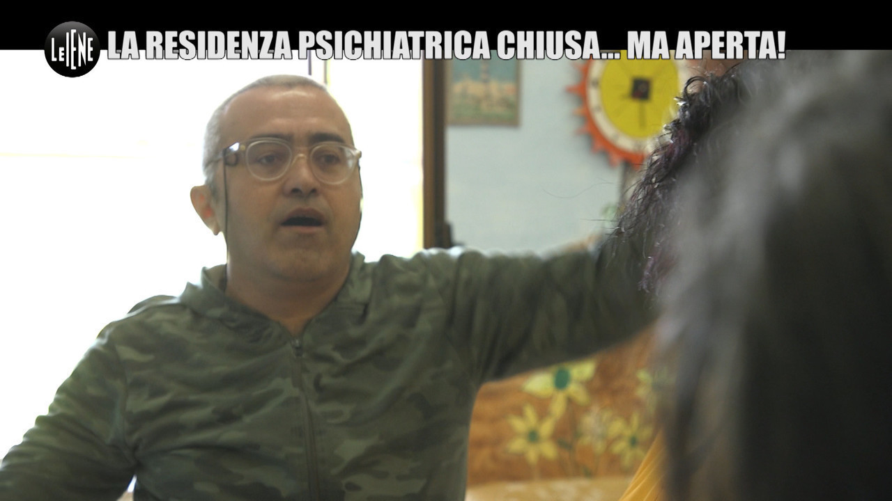 sanita calabria psichiatria clinica malati di mente finanziamenti stipendi