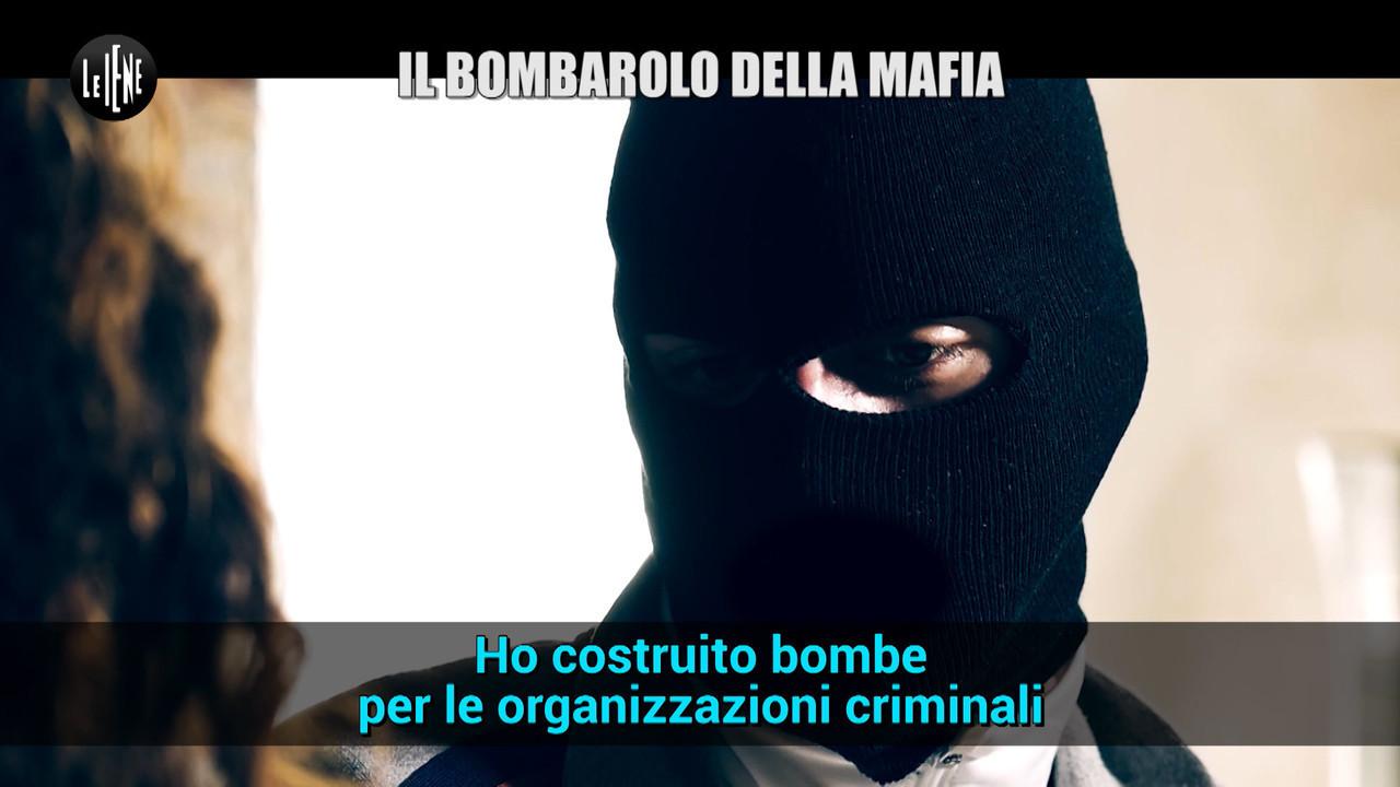 Bombarolo mafia bombe ordigni soldi criminalita web polizia postale